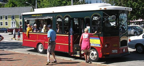 Ogunquit_trolley