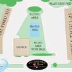 wells ogunquit maine motel grounds map