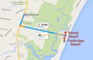 Walk, Bike, Trolley or Drive to the Beautiful Ogunquit & Wells Beaches