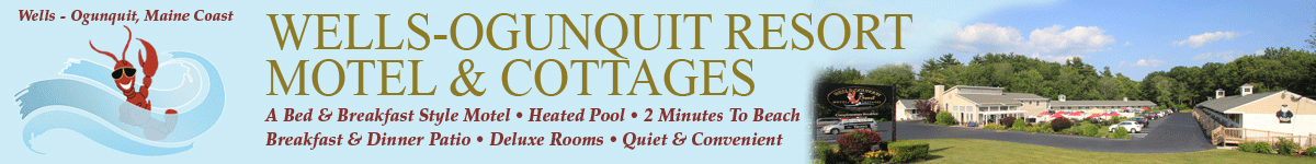Wells Maine Bed and Breakfast Inns Hotels Motels - Wells Ogunquit Resort Motel